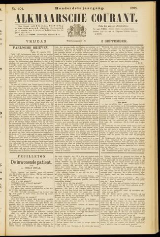 Alkmaarsche Courant 1898-09-02