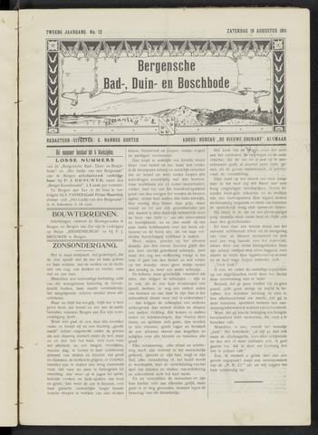 Bergensche bad-, duin- en boschbode 1911-08-19