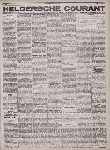 Heldersche Courant 1919-07-10