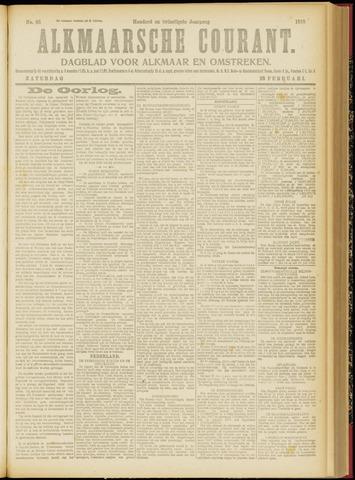 Alkmaarsche Courant 1918-02-23