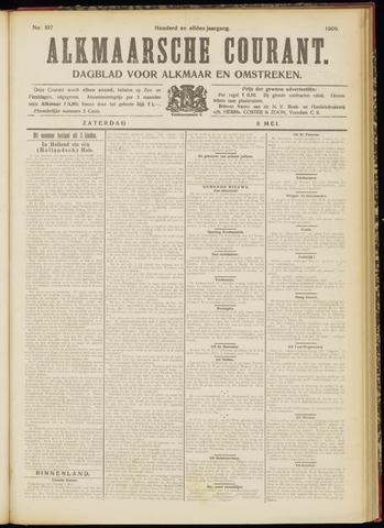 Alkmaarsche Courant 1909-05-08