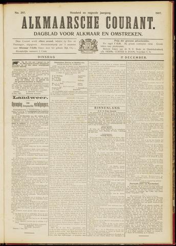 Alkmaarsche Courant 1907-12-17