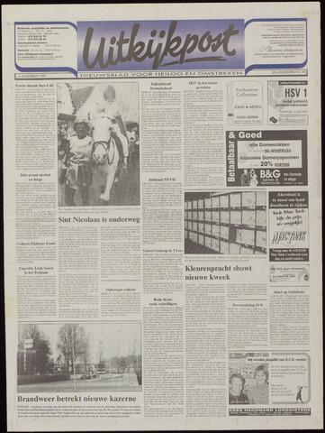 Uitkijkpost : nieuwsblad voor Heiloo e.o. 1997-11-12