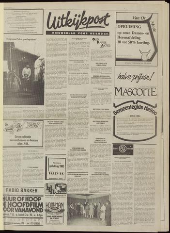 Uitkijkpost : nieuwsblad voor Heiloo e.o. 1983