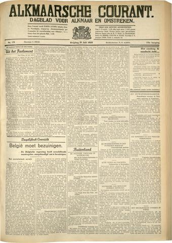 Alkmaarsche Courant 1933-07-21