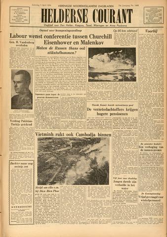 Heldersche Courant 1954-04-03