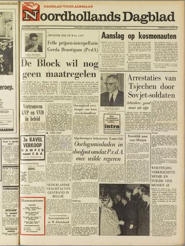 Noordhollands Dagblad : dagblad voor Alkmaar en omgeving 1969-01-23