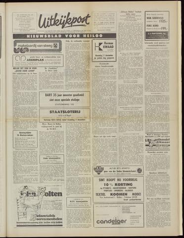 Uitkijkpost : nieuwsblad voor Heiloo e.o. 1974-11-27