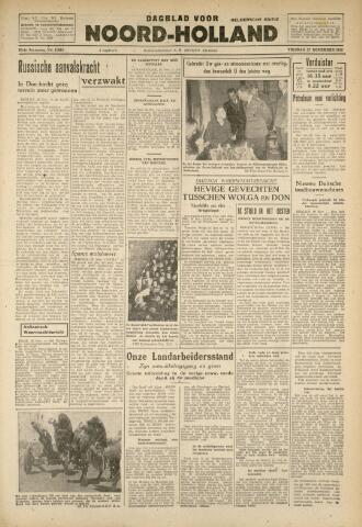 Heldersche Courant 1942-11-27