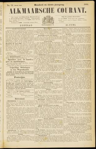 Alkmaarsche Courant 1899-06-18
