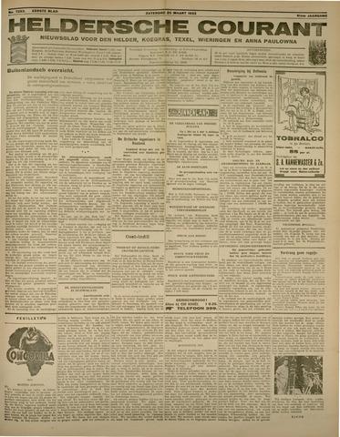 Heldersche Courant 1933-03-25