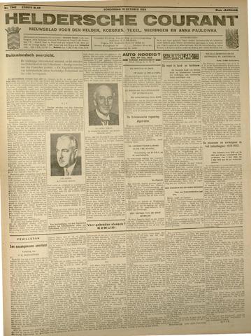 Heldersche Courant 1933-10-19