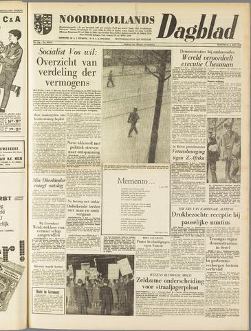 Noordhollands Dagblad : dagblad voor Alkmaar en omgeving 1960-05-04