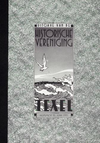 Uitgave Historische Vereniging Texel 1995-06-01
