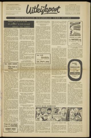 Uitkijkpost : nieuwsblad voor Heiloo e.o. 1962-03-29