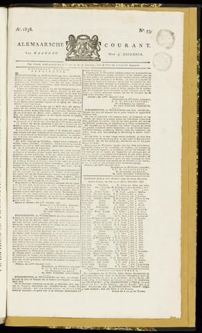 Alkmaarsche Courant 1838-12-31