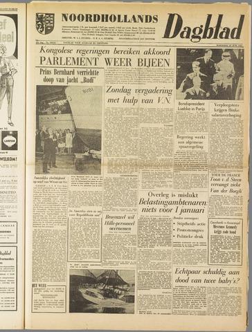 Noordhollands Dagblad : dagblad voor Alkmaar en omgeving 1961-06-21