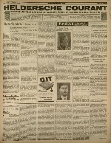 Heldersche Courant 1936-04-30