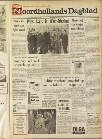 Noordhollands Dagblad : dagblad voor Alkmaar en omgeving 1968-05-02