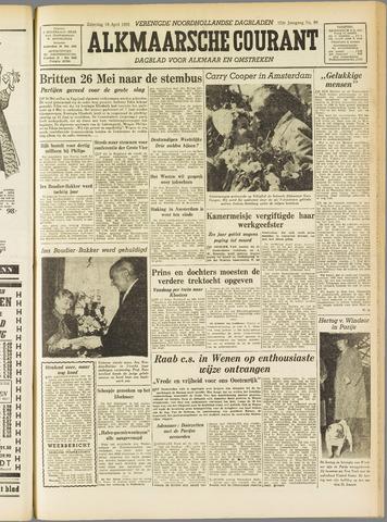 Alkmaarsche Courant 1955-04-16