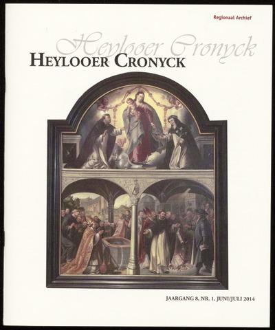 Heylooer Cronyck 2014-06-01