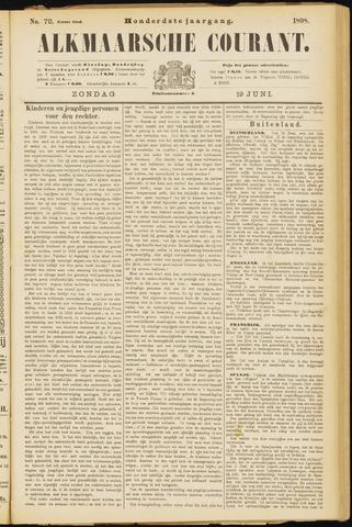Alkmaarsche Courant 1898-06-19