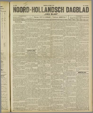 Ons Blad : katholiek nieuwsblad voor N-H 1922-03-30