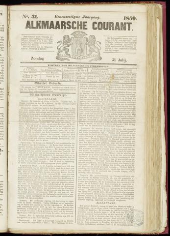 Alkmaarsche Courant 1859-07-31