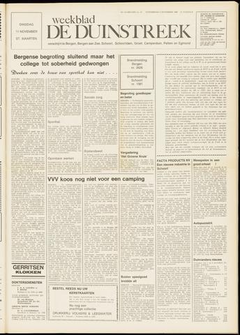De Duinstreek 1969-11-06