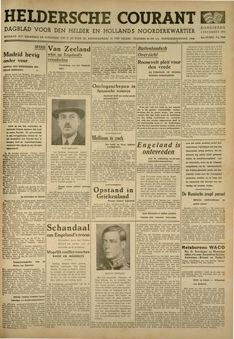 Heldersche Courant 1936-12-03