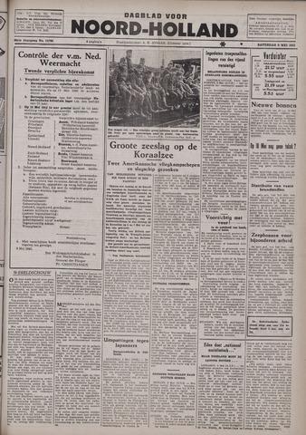 Dagblad Noord-Holland, Schager editie 1942-05-09