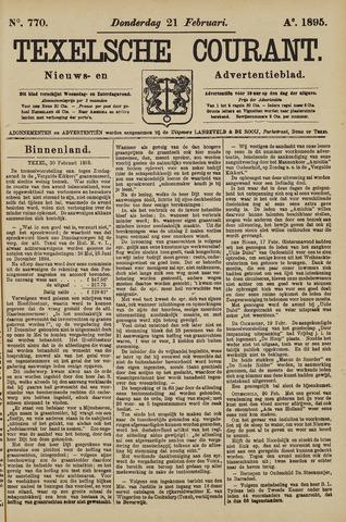 Texelsche Courant 1895-02-21