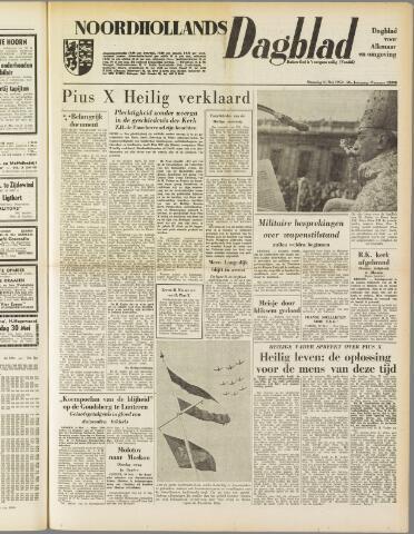 Noordhollands Dagblad : dagblad voor Alkmaar en omgeving 1954-05-31