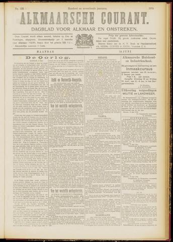 Alkmaarsche Courant 1915-06-14