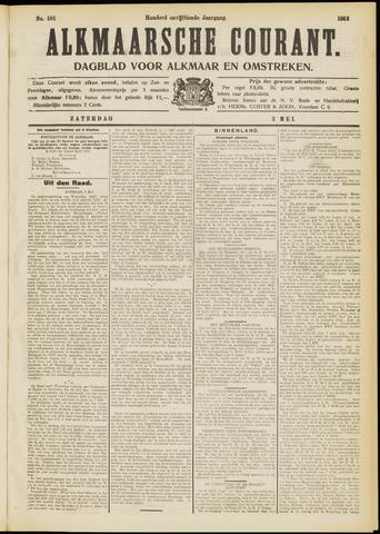 Alkmaarsche Courant 1913-05-03