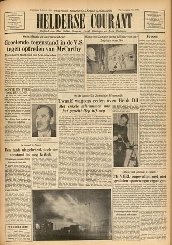 Heldersche Courant 1954-03-03