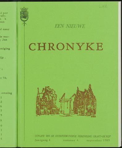 Een Nieuwe Chronyke van het Schermereiland 1989-09-01