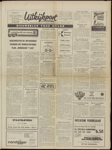 Uitkijkpost : nieuwsblad voor Heiloo e.o. 1974-03-27