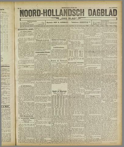 Ons Blad : katholiek nieuwsblad voor N-H 1921-03-24