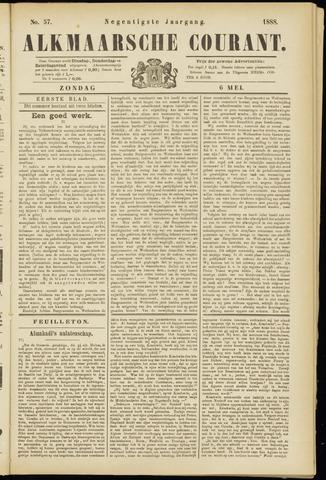 Alkmaarsche Courant 1888-05-06