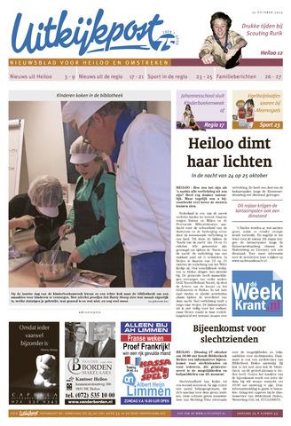 Uitkijkpost : nieuwsblad voor Heiloo e.o. 2009-10-21