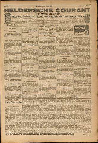 Heldersche Courant 1926-01-16
