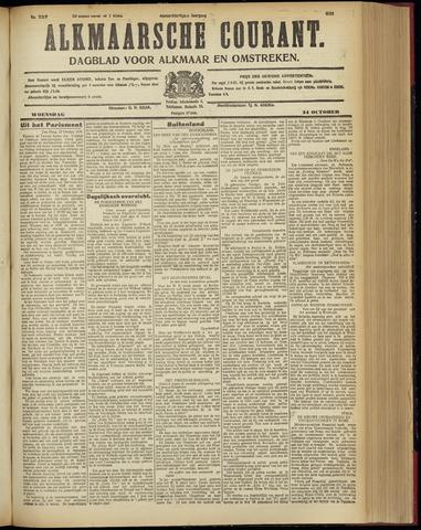 Alkmaarsche Courant 1928-10-24