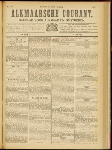 Alkmaarsche Courant 1908-04-17