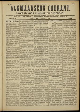 Alkmaarsche Courant 1928-07-07