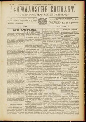 Alkmaarsche Courant 1915-12-28