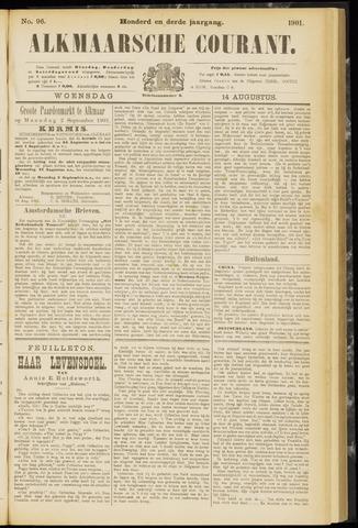 Alkmaarsche Courant 1901-08-14