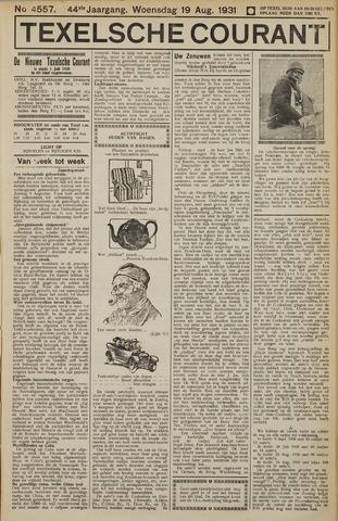 Texelsche Courant 1931-08-19