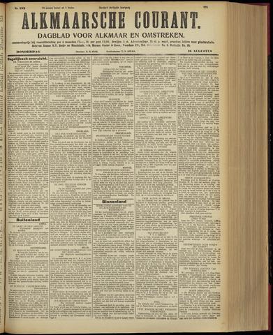 Alkmaarsche Courant 1928-08-16