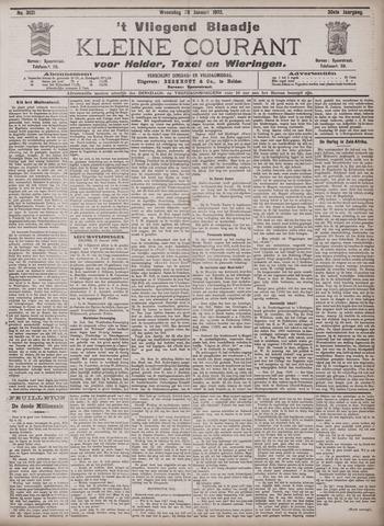 Vliegend blaadje : nieuws- en advertentiebode voor Den Helder 1902-01-29